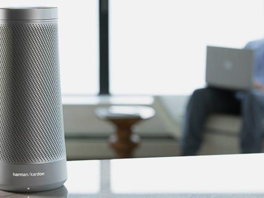 Microsoft's new smart speaker looks exactly like the Amazon Echo