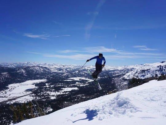 An ACL-rupturing backcountry 360.