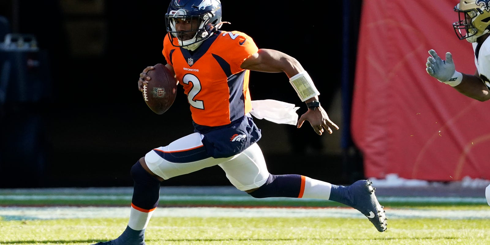What Kendall Hinton did for the Broncos was incredible