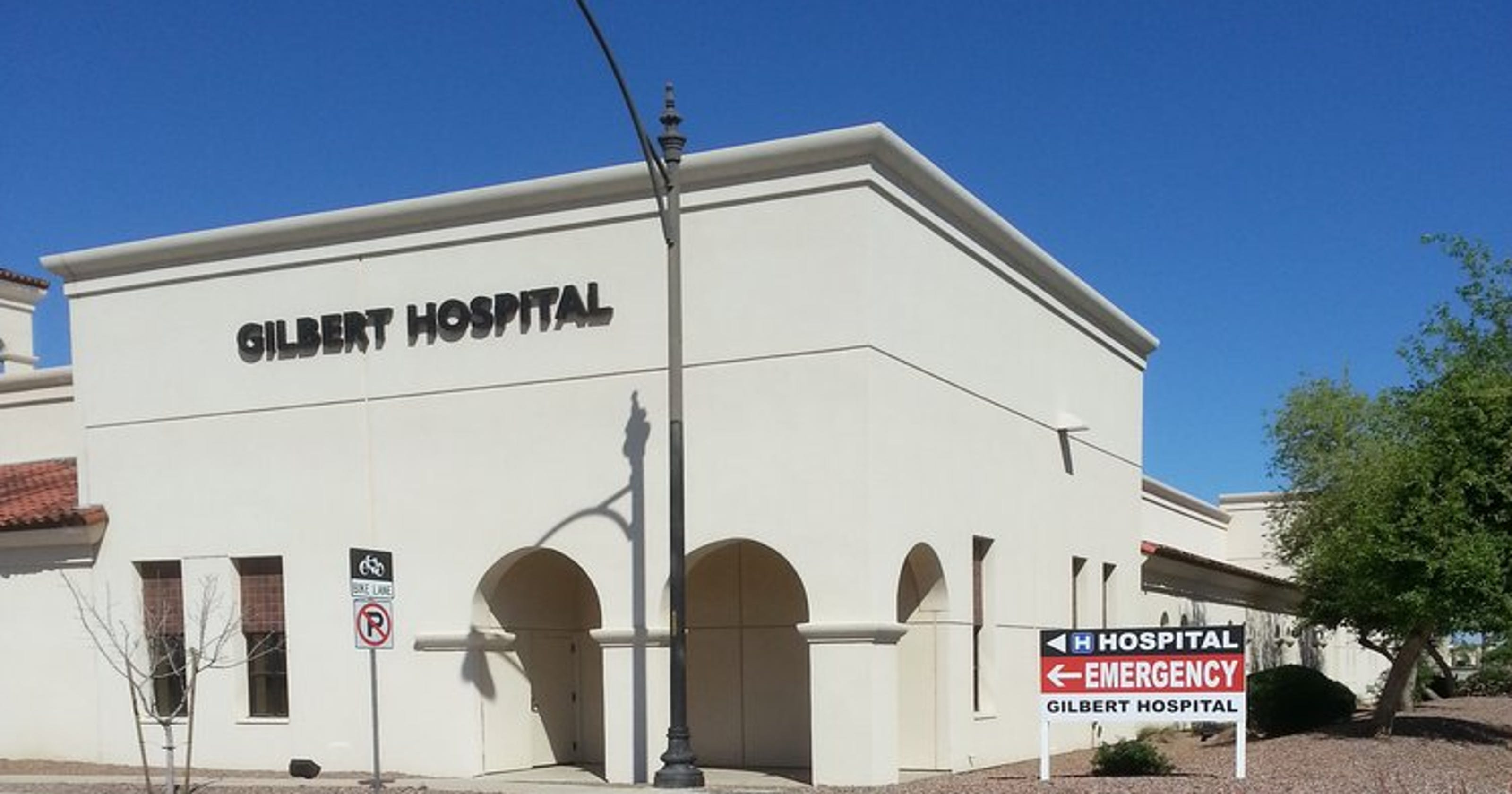 Bankruptcy closes 2 Arizona hospitals, in Gilbert and Florence