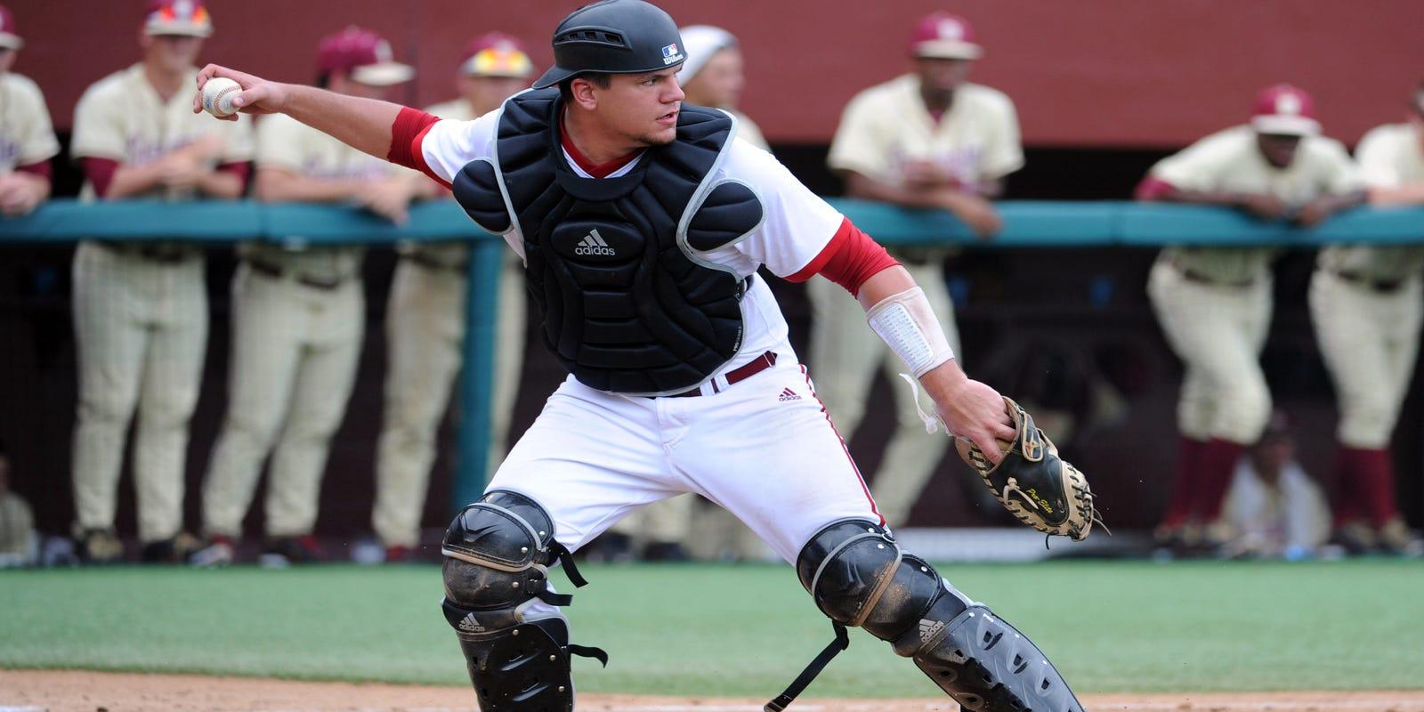 Kyle Schwarber of Middletown taken by Chicago Cubs in MLB draft