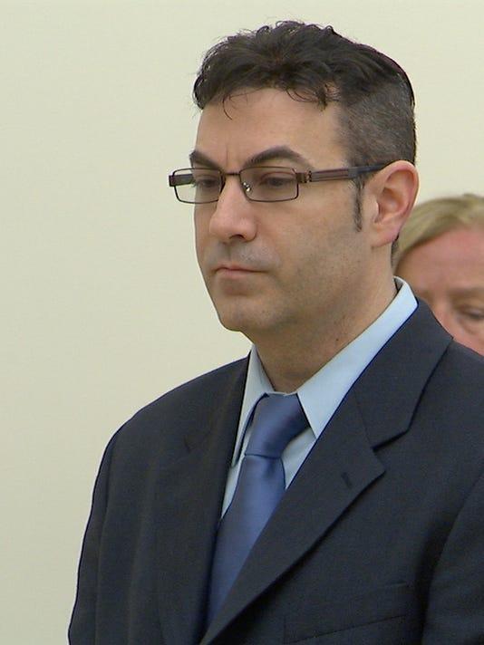 Podiatrist murder plot sentencing