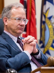 Nashville Vice Mayor David Briley replaces Councilman John Cooper as Metro Council's budget committee chair