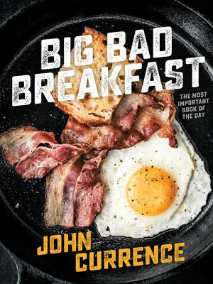 """Chef John Currence will be in Asheville tonight to celebrate the release of his latest book, """"Big Bad Breakfast."""""""
