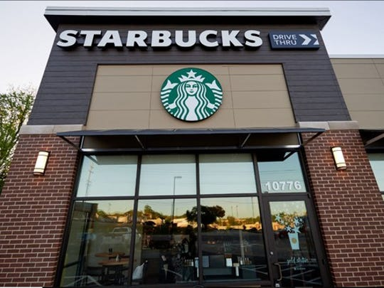 A developer has submitted permits to build a standalone Starbucks at 5550 Okeechobee Road in Fort Pierce.