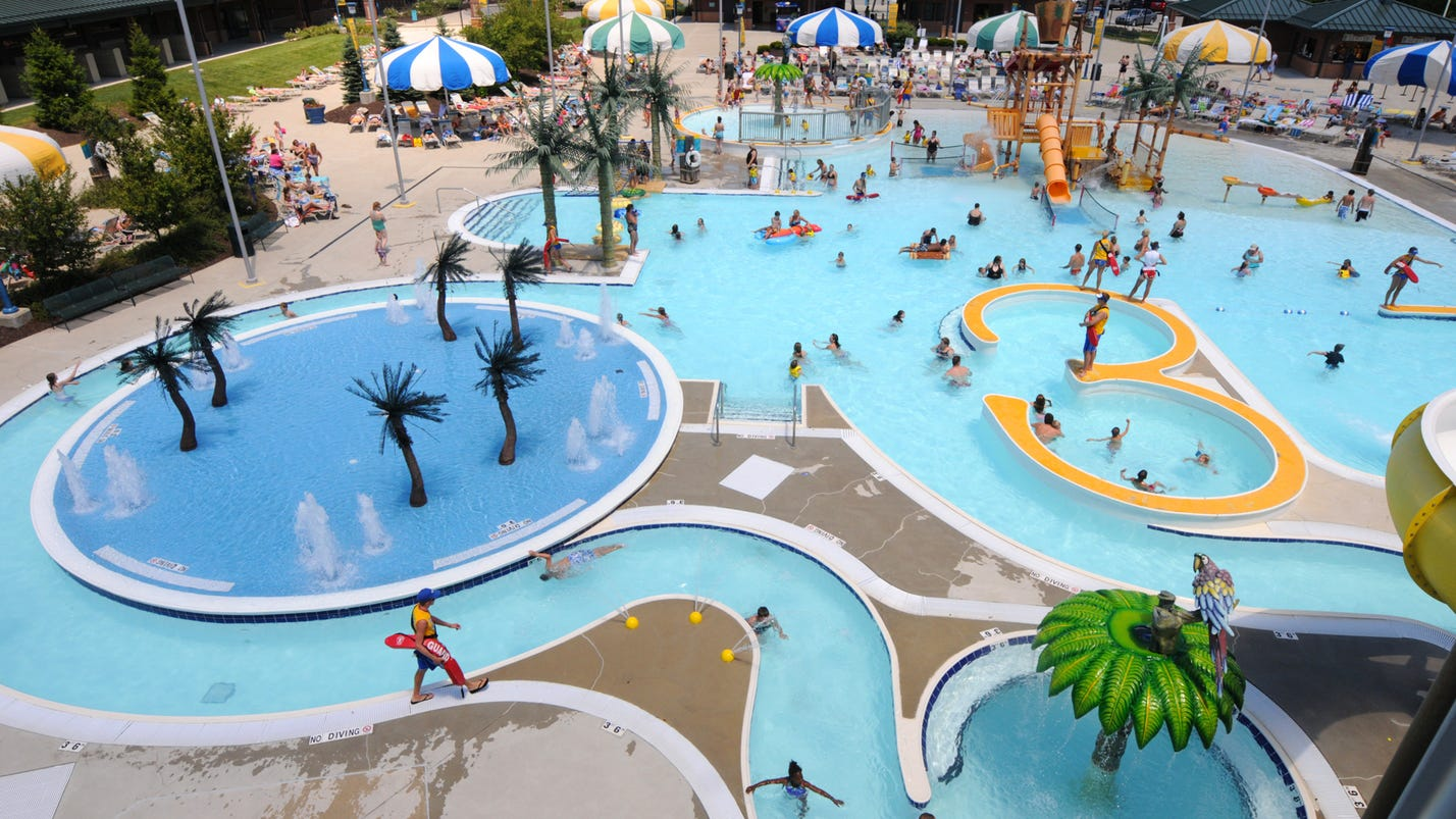 5 Fun Suburban Indy Water Parks