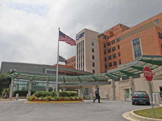 The Wilmington VA Medical Center in Elsmere. Robert Callahan, who was assigned to manage the center, was recommended for disciplinary action four years ago, records indicate.