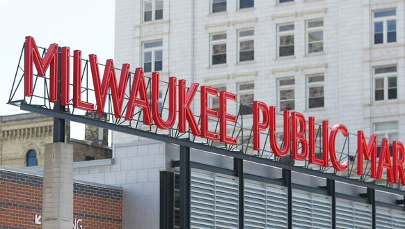 The Milwaukee Public Market, 400 N. Water St., is getting