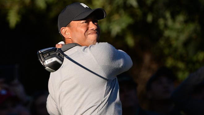 Tiger Woods is back in action this week at the Honda Classic.