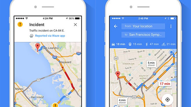 This is how Google Maps knows which route is the fastest at ... Directions For Google Maps on road driving directions, printable maps for directions, google maps for iphone,