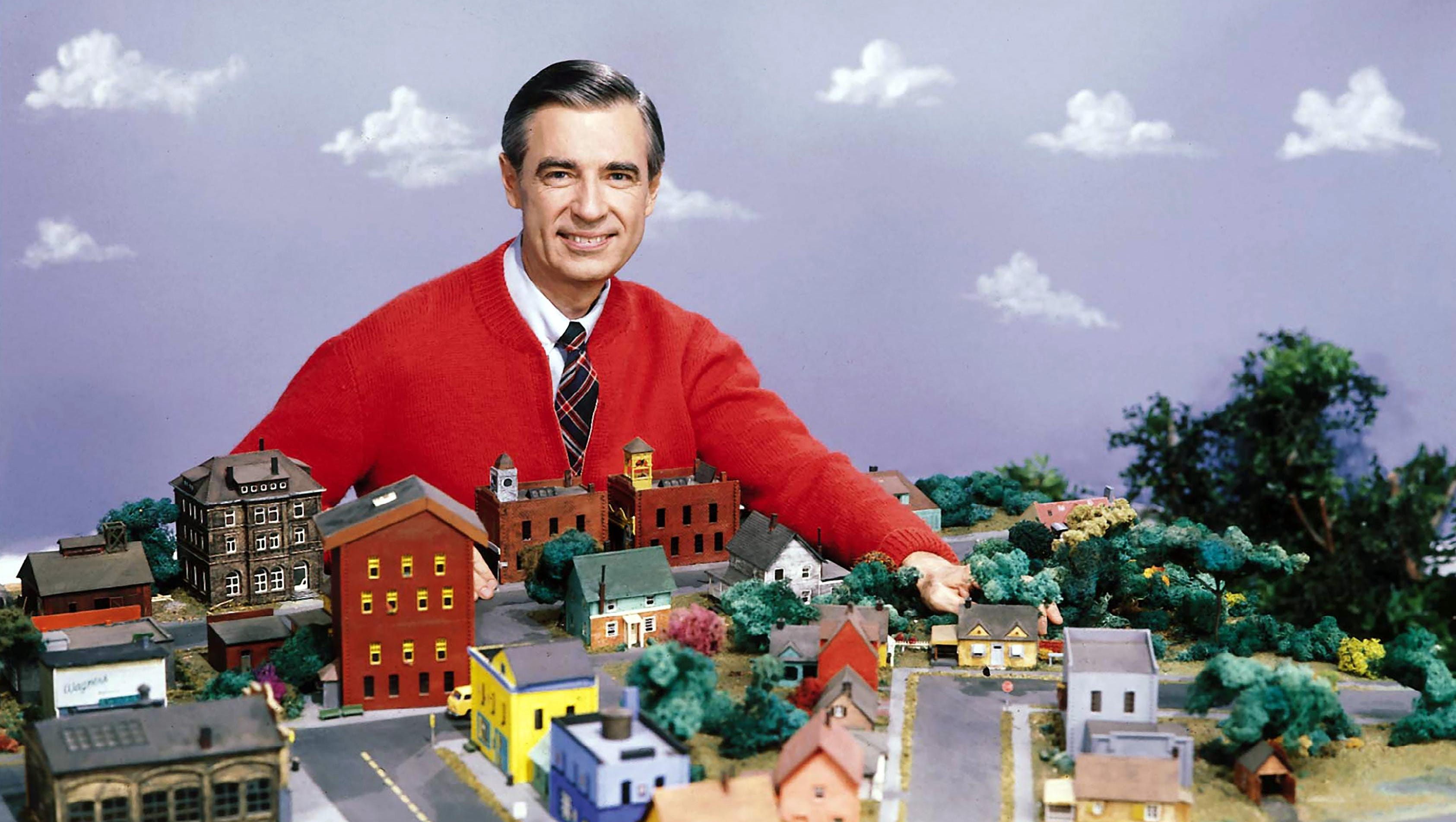 Image result for fred rogers 2003