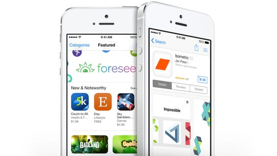 If an app can't make it onto the Apple App Store, some developers may try a web-browser version.
