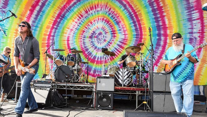 Grateful Dead tribute band Cubensis will perform April 6-8 at the Skull & Roses 2 Festival at the Ventura County Fairgrounds.