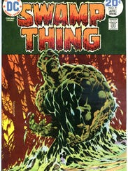 "Bernie Wrightson's art made ""Swamp Thing"" instantly"