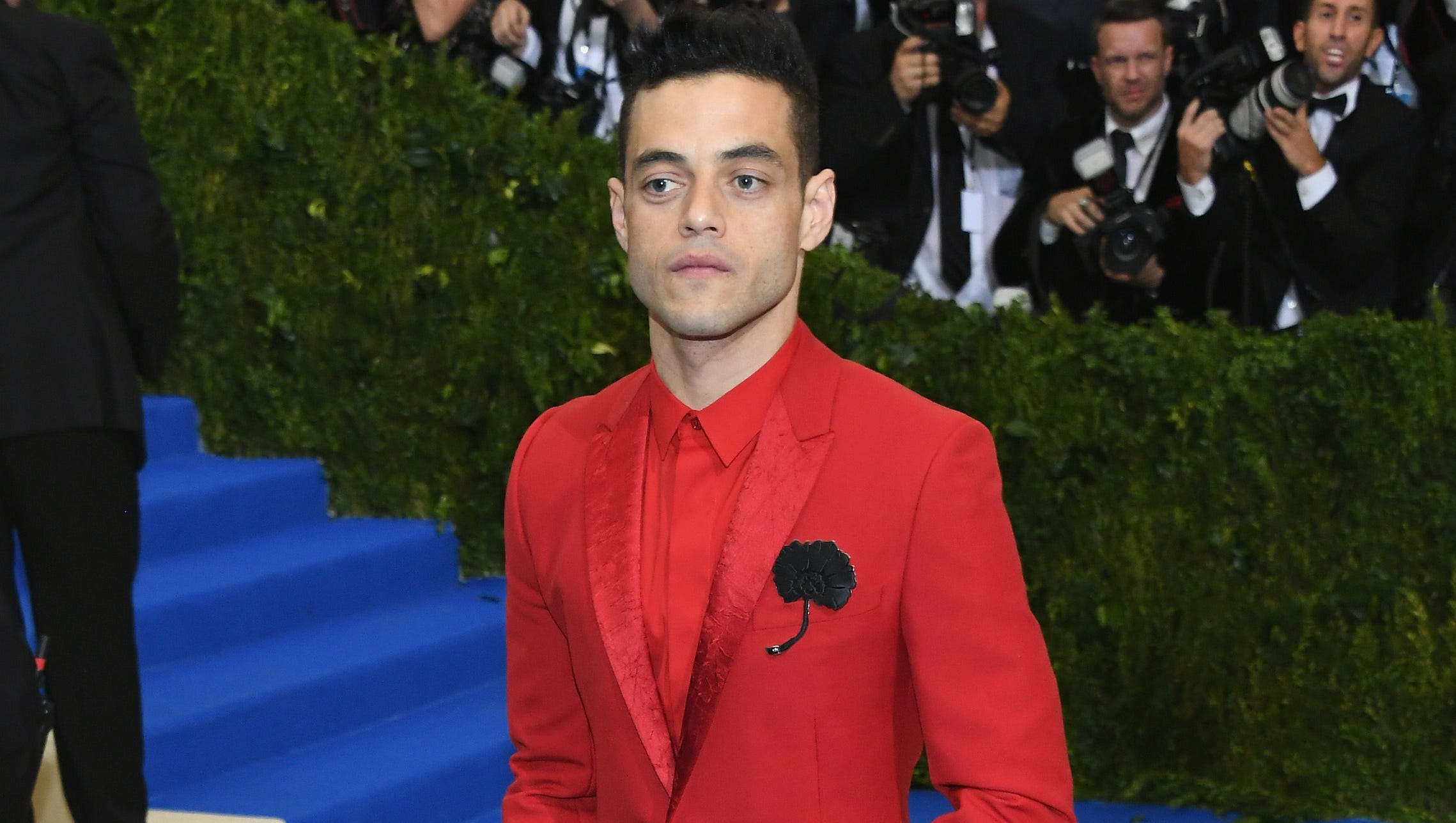Stars go for bold, barmy and handsome looks at the Met Gala