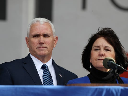 AP PENCE MARCH FOR LIFE A USA DC