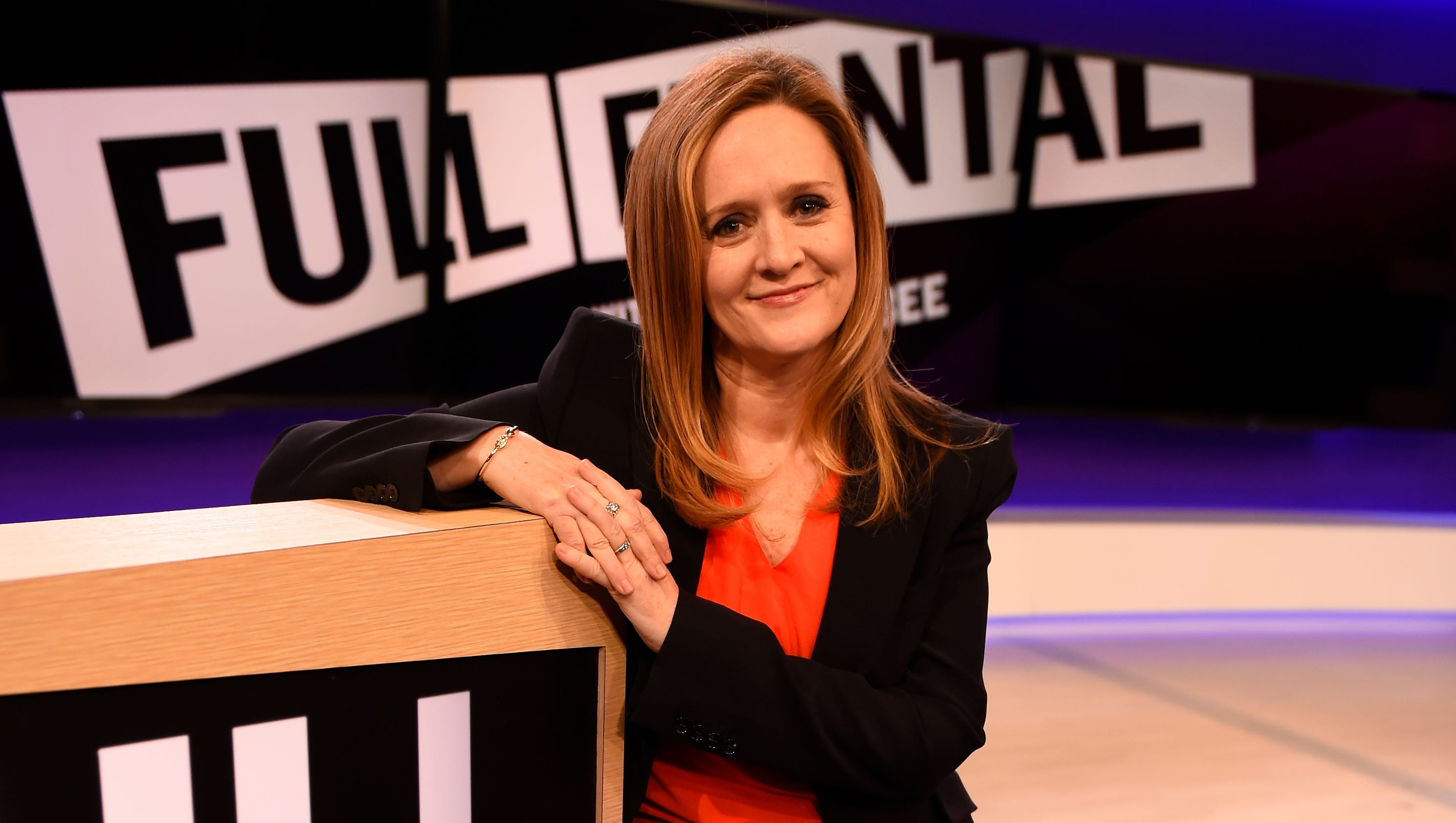 Daily Show's' Samantha Bee goes 'Full Frontal' with her own TBS ...