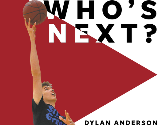 Dylan Anderson will be a freshman for Gilbert Perry