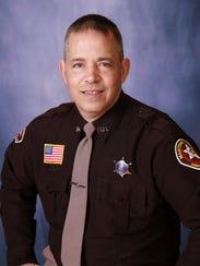Manitowoc County sheriff's deputy Cory Zimmer