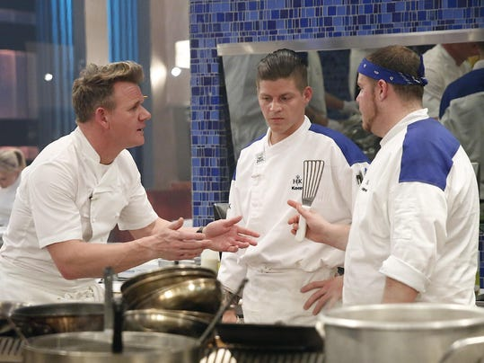 Hell S Kitchen Assistant Chefs Season