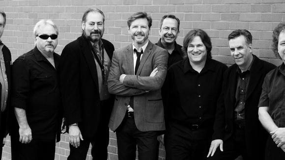 The Chicago tribute band Kenny Cetera's Chicago Experience play Jan. 13 at the Point Casino.