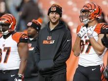 Bengals' Tyler Eifert: 'I'm ready'