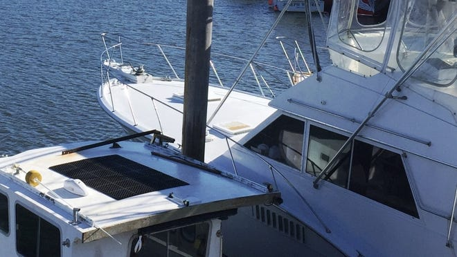 Charter fishing trips can be booked out of Rock Harbor in Orleans.