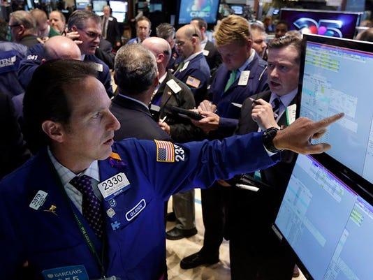 Wall Street_Gate