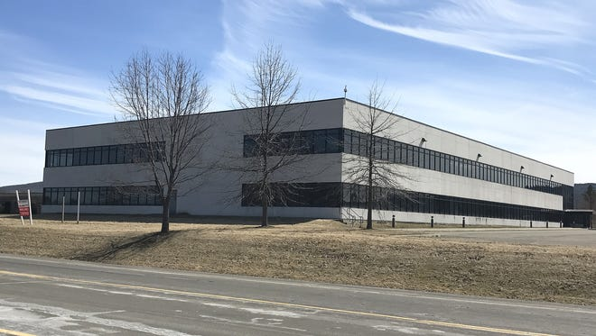 This vacant building along Daniel Zenker Drive at Airport Corporate Park in Big Flats will soon house a Wayfair call center that will employ 450 people.