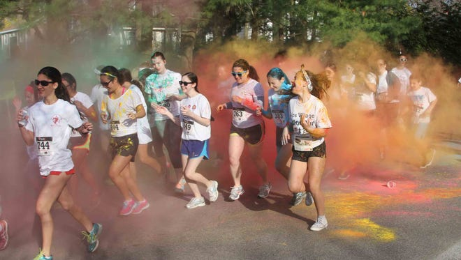Beware of bogus color runs, which have you register for races they won't hold -- and then never refund your money.