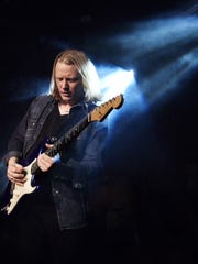 British blues guitarist Matt Schofield, a three-time guitarist of the year at the British Blues Awards, comes to Chappaqua PAC on Nov. 2, part of the venue's inaugural fall season at the former Reader's Digest site, Chappaqua Crossing.