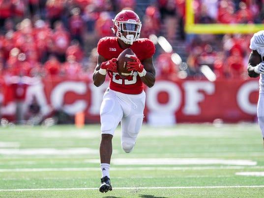 NCAA Football: Purdue at Rutgers