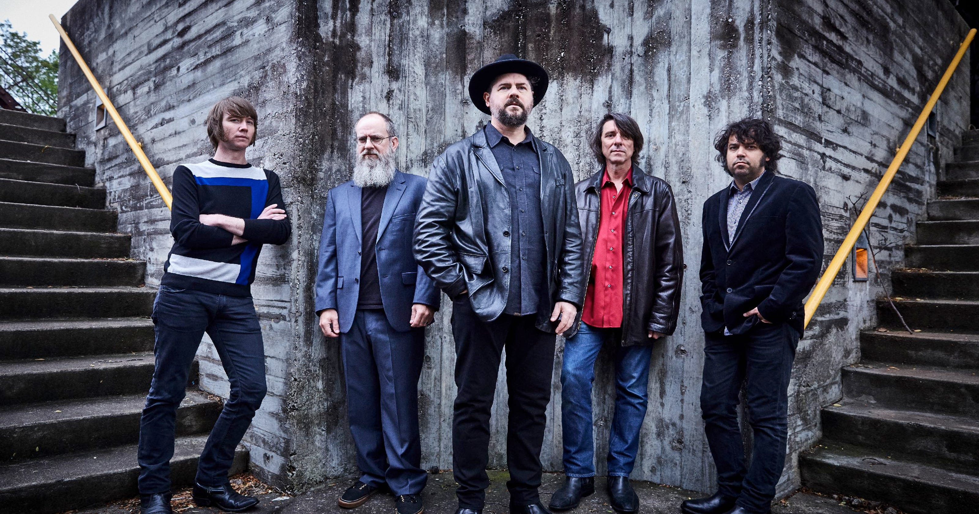 The Drive-By Truckers' Patterson Hood moved west and wrote