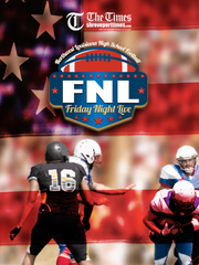 The Times' Friday Night Live app features live scoring from every area high school football game, Prep Fantasy Football, Player of the Week voting and more.
