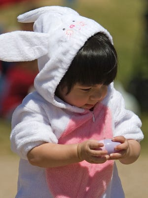 Egg hunts and visits with the Easter Bunny are just part of the fun across the Valley in coming days.