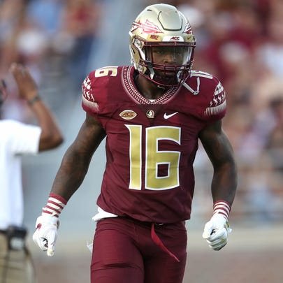 FSU's Dontavious Jackson took over a leadership role