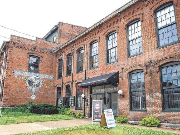 Marathon Village is housed in a restored automobile factory and features one-of-a-kind treasures waiting to be discovered.
