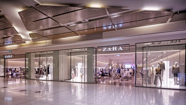 Zara, an international fashion retailer that recently opened this store in Auckland, New Zealand, is coming to the Cherry Hill Mall.