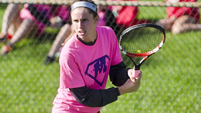 Manitowoc Lincoln senior Bailey Budnik was named Player of the Year in the Fox River Classic Conference.