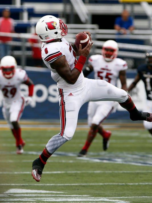 NCAA Football: Louisville at Florida International