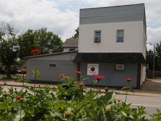 Its Our Clubhouse And Yours bar on 3rd Avenue in Wausau