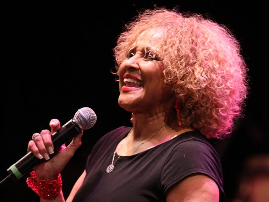 Darlene Love, pictured in 2013, returns to the Asbury