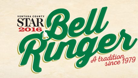 Bellringer donations will be collected through Christmas.