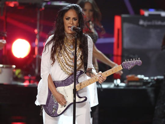 Sheila E. will be performing at the Ribs R&B Music Festival in Hart Plaza.