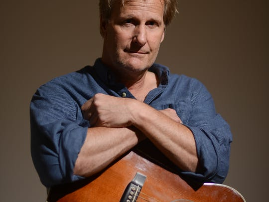 Jeff Daniels will play the Delphi Opera House with his son's group, the Ben Daniels Band, this weekend.