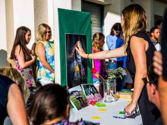 Friends and family mourn Brooke Rice, a 16-year-old