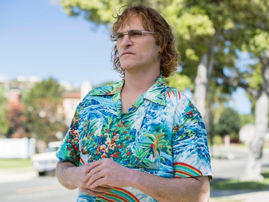 "Joaquin Phoenix stars in ""Don't Worry, He Won't Get"