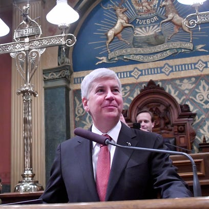 Our editorial: A modest agenda from the governor