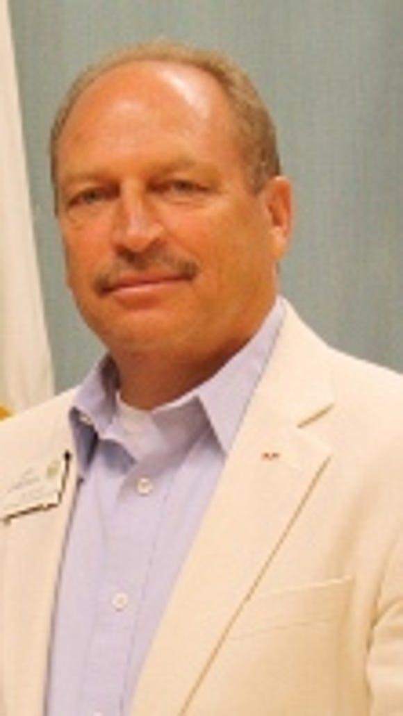 Larry Zimmerman, South Dakota secretary of Veterans