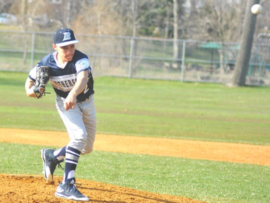 Pitcher Jacob Gomez was 7-2 with a 0.89 ERA as a freshman for the Rutherford baseball team. The left-hander enters his sophomore season with 90 career strikeouts.